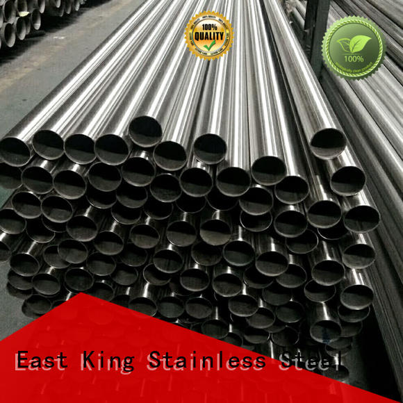 East King stainless steel pipe factory for aerospace