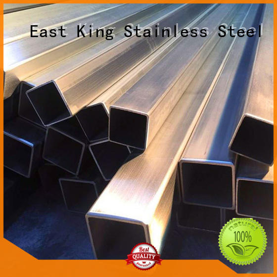 East King excellent stainless steel pipe wholesale for construction