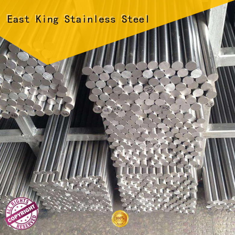 East King high quality stainless steel bar factory for chemical industry