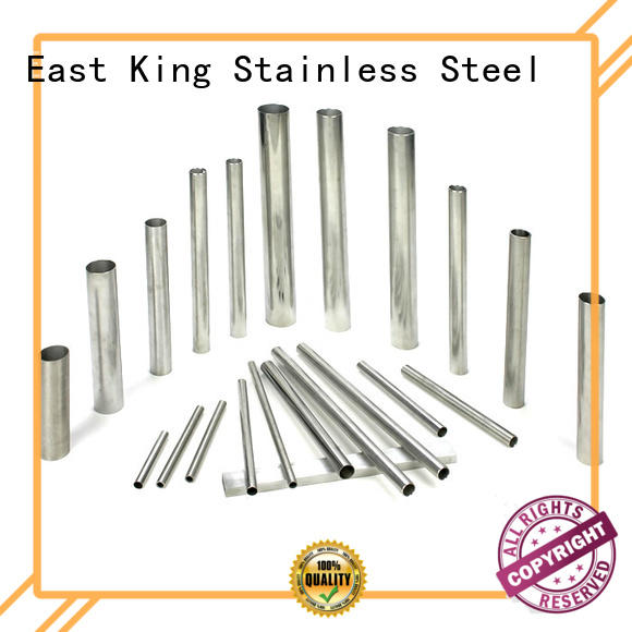 professional stainless steel pipe with good price for bridge