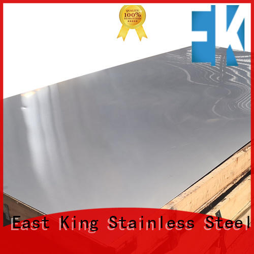 East King excellent stainless steel plate wholesale for construction