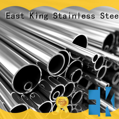 East King stainless steel pipe wholesale for tableware