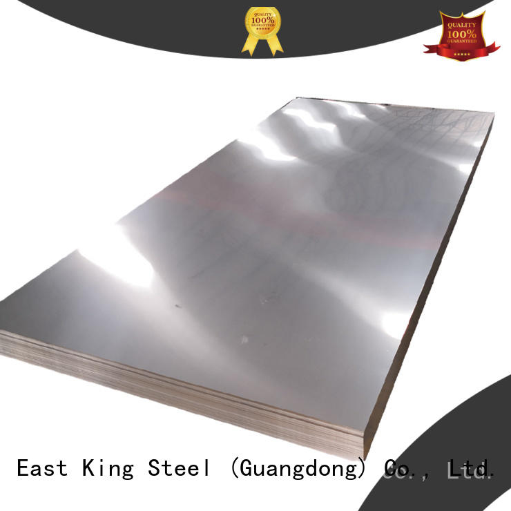 high strength stainless steel sheet wholesale for bridge