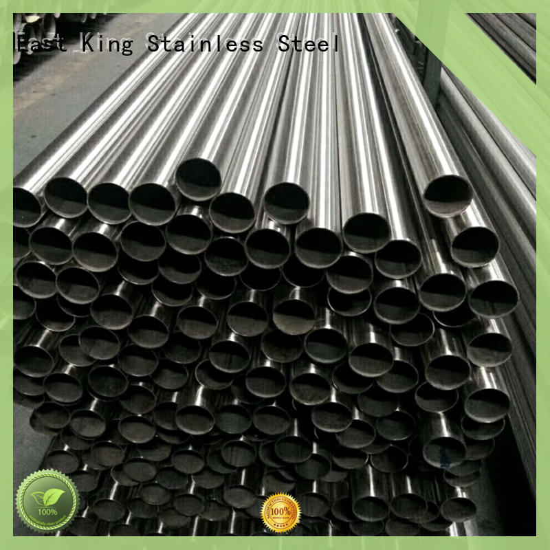 East King stainless steel tubing wholesale for mechanical hardware