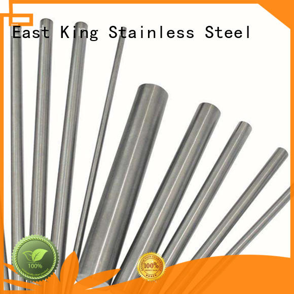 East King reliable stainless steel rod series for chemical industry