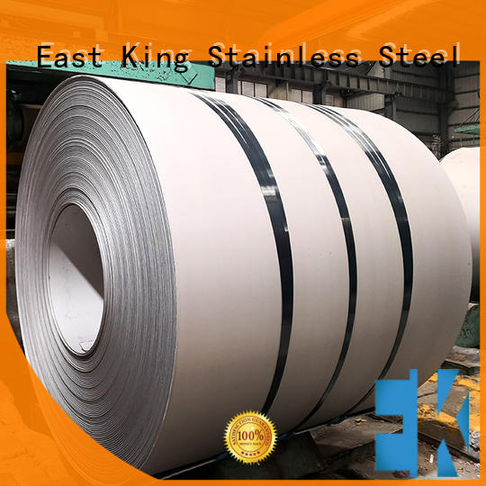 East King quality stainless steel coil factory for automobile manufacturing