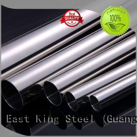 East King professional stainless steel tubing with good price for tableware