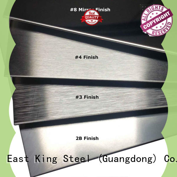 East King excellent stainless steel sheet factory for aerospace