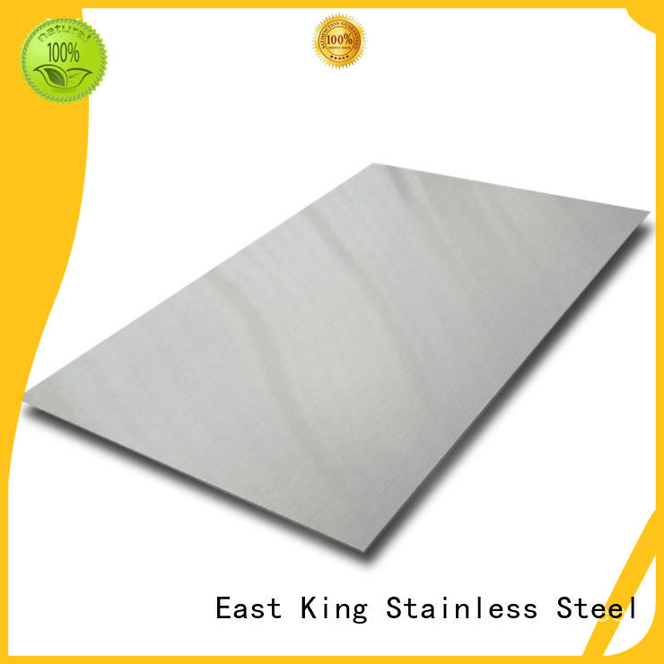 professional stainless steel plate supplier for construction