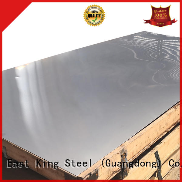 East King reliable stainless steel sheet with good price for bridge