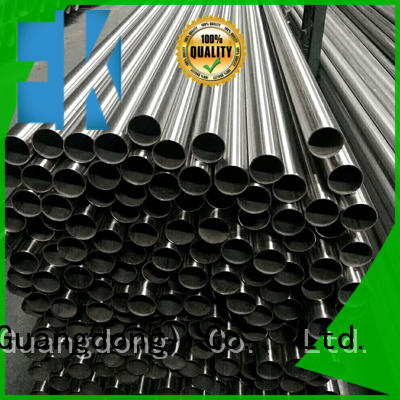 reliable stainless steel tube factory for construction