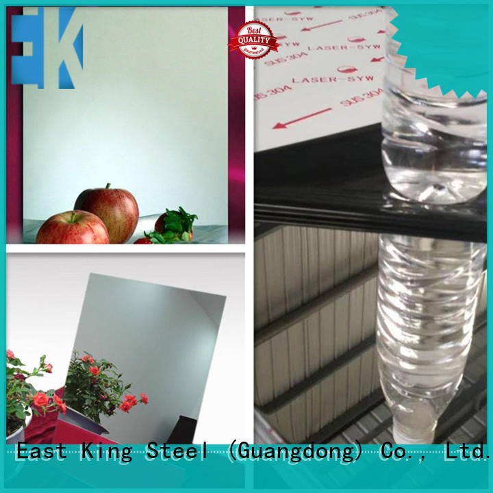 East King durable stainless steel plate manufacturer for bridge