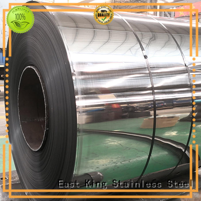 East King stainless steel coil wholesale for automobile manufacturing