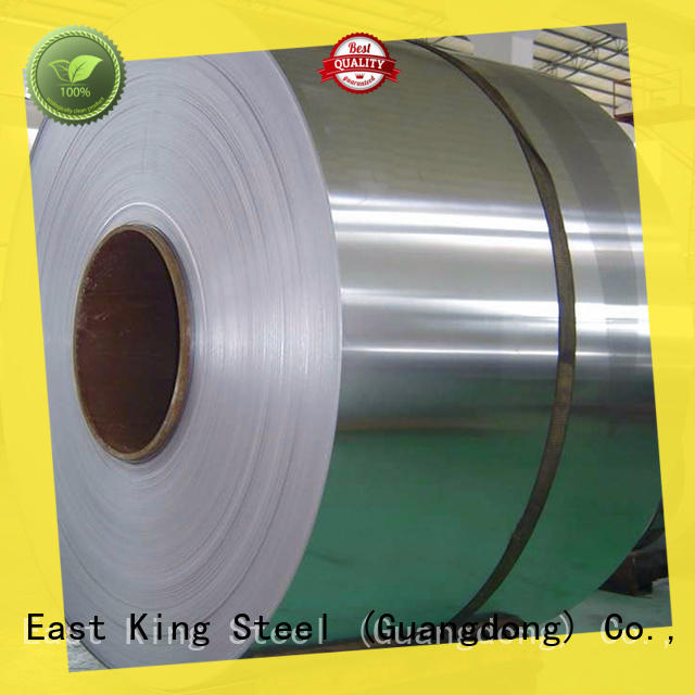 East King stainless steel roll factory price for decoration