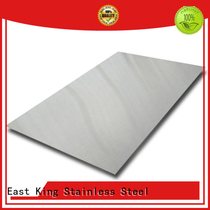 East King durable mirror stainless steel sheet for construction