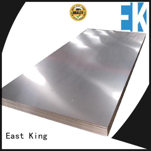 East King high strength stainless steel sheet directly sale for bridge