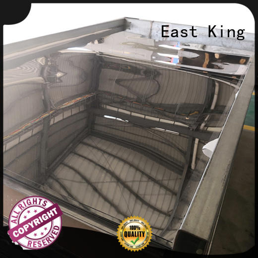 East King reliable stainless steel sheet directly sale for aerospace