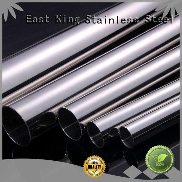 East King stainless steel tubing wholesale for construction