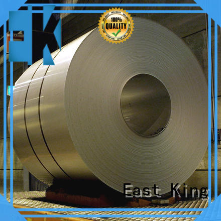 East King long lasting stainless steel roll factory for chemical industry
