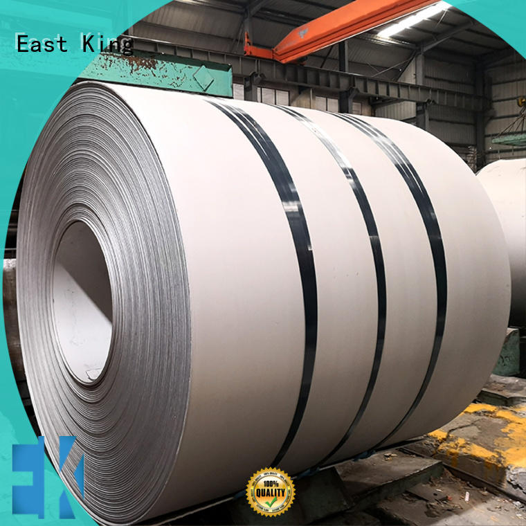 East King stainless steel roll factory for construction