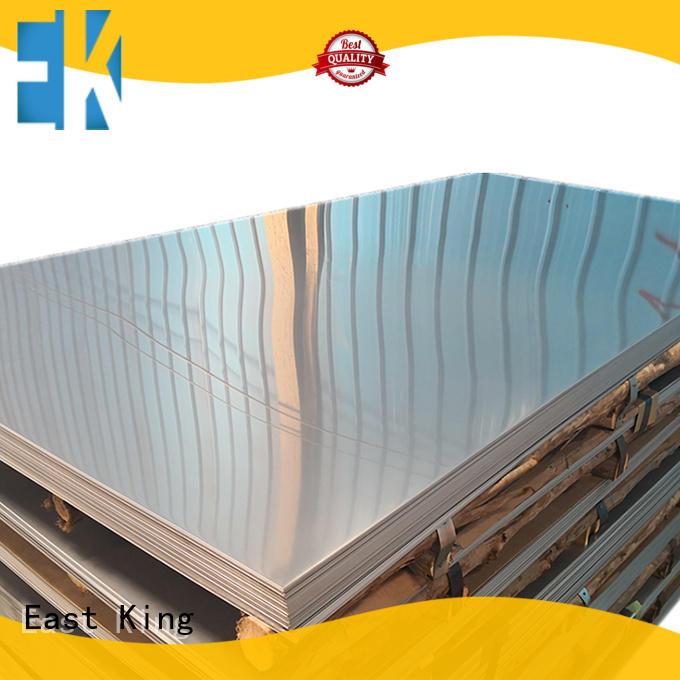 East King stainless steel plate factory for aerospace