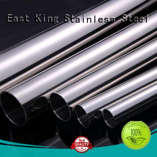 stainless steel tube series for tableware East King