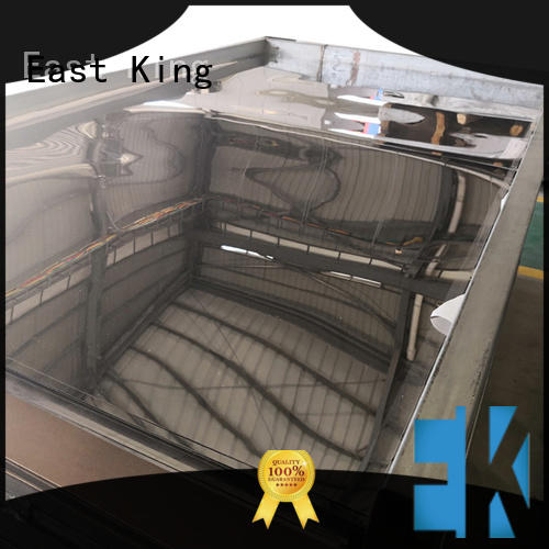 East King high quality stainless steel plate wholesale for mechanical hardware