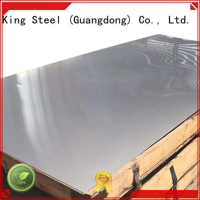 East King stainless steel sheet supplier for tableware