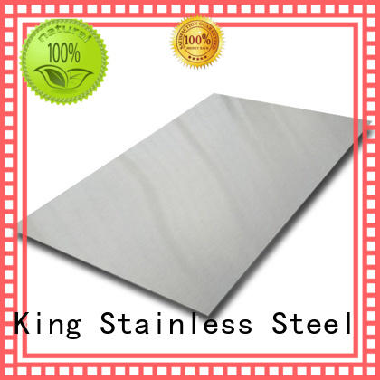 East King excellent stainless steel plate factory for construction