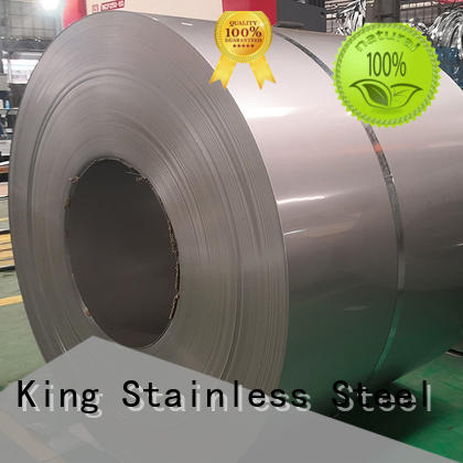 East King stainless steel coil supplier directly sale for decoration