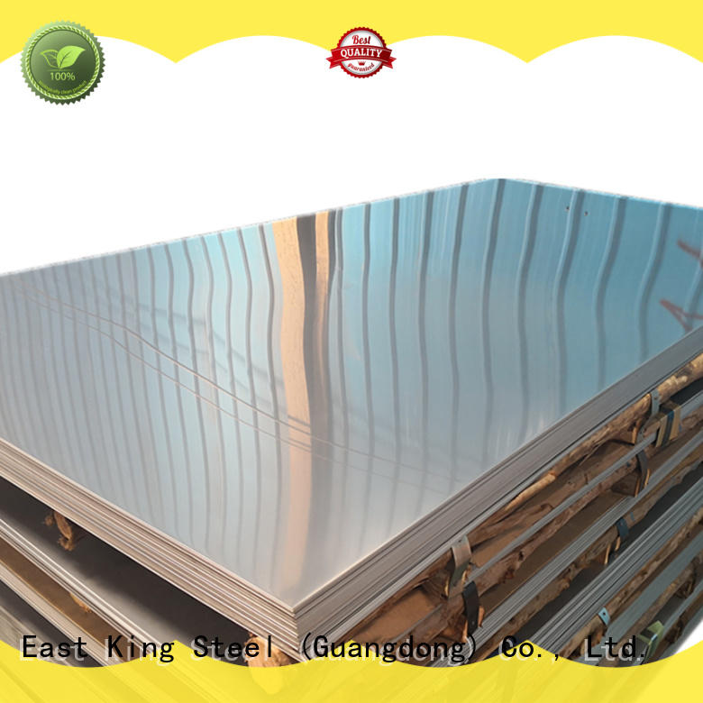 East King excellent stainless steel sheet factory for mechanical hardware