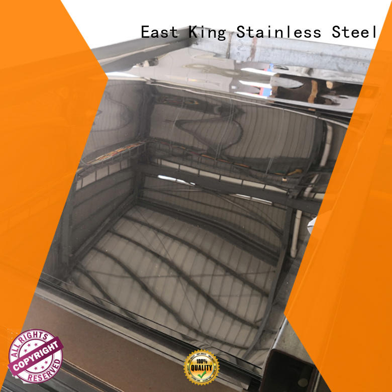 East King durable stainless steel plate directly sale for aerospace