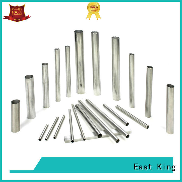 East King professional stainless steel tube wholesale for construction