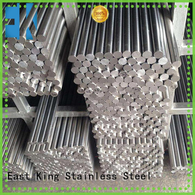 East King stainless steel bar factory price for decoration