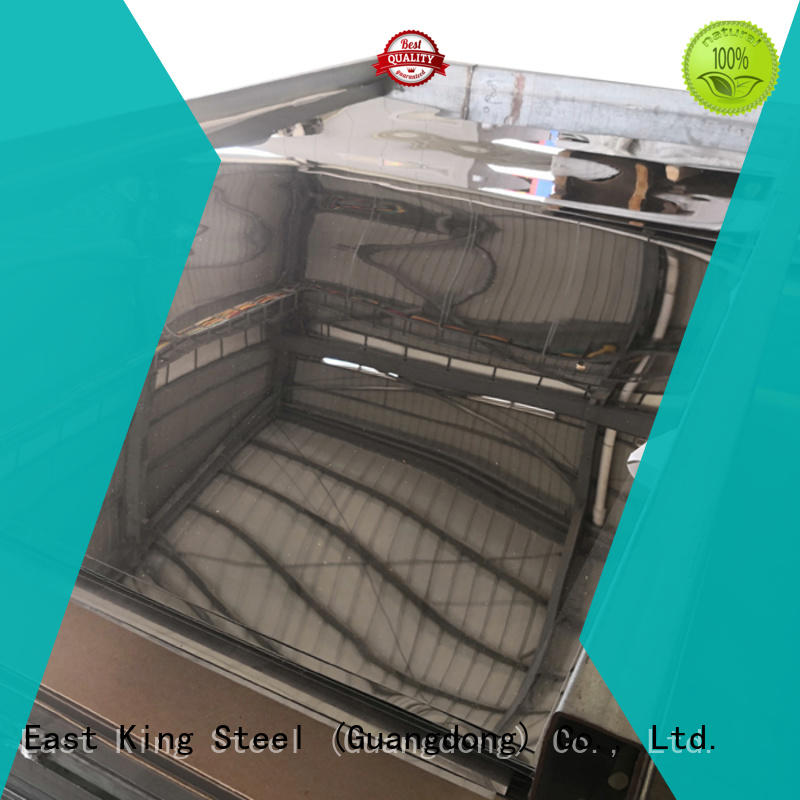 East King professional stainless steel plate factory for aerospace