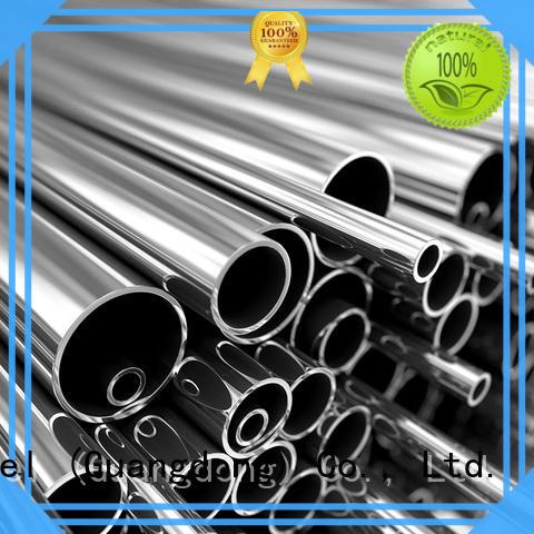 East King stainless steel pipe series for bridge