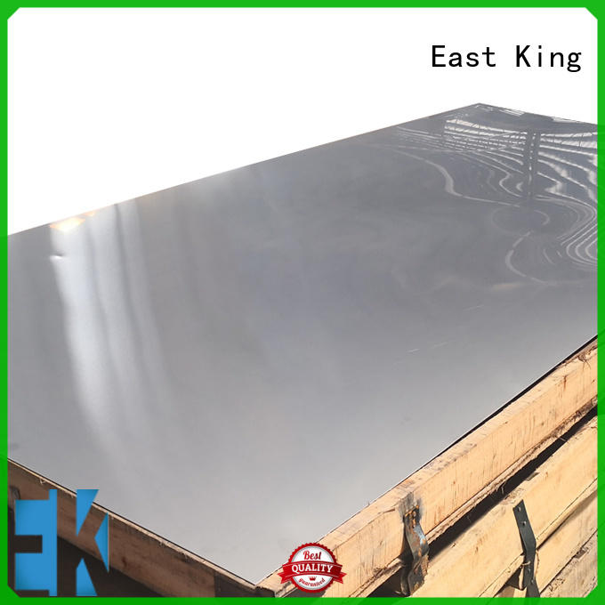 East King excellent stainless steel plate wholesale for aerospace