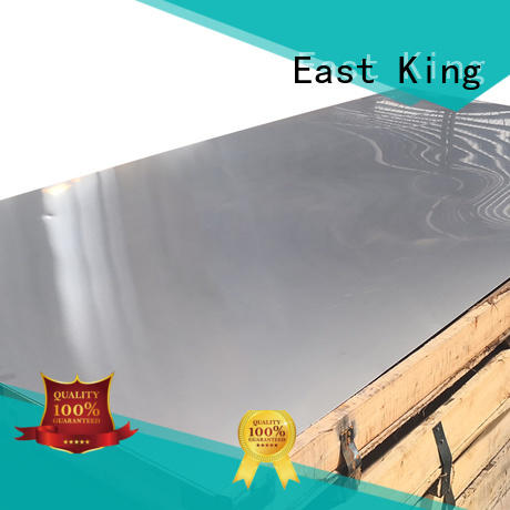 East King high strength stainless steel sheet with good price for bridge