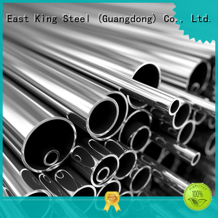 East King professional stainless steel tubing series for construction