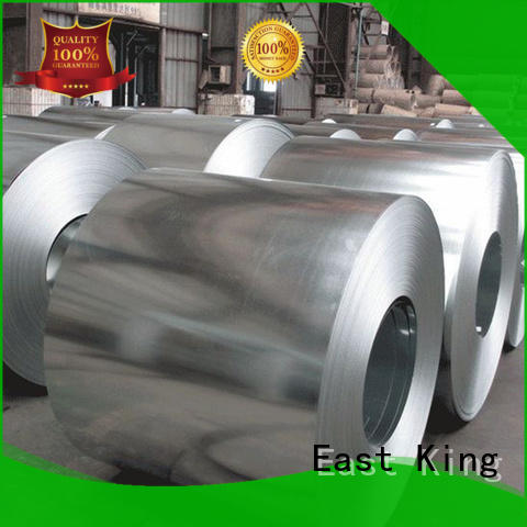 East King stainless steel roll wholesale for decoration