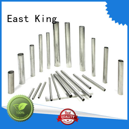 seamless stainless tube for bridge East King