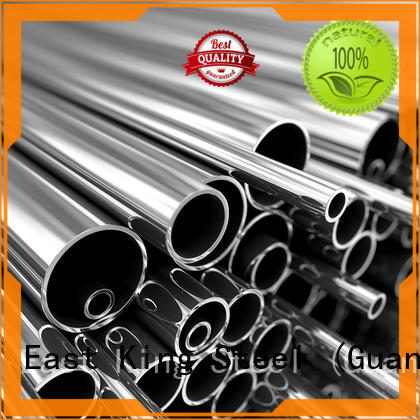 East King practical stainless steel tubing directly sale for bridge