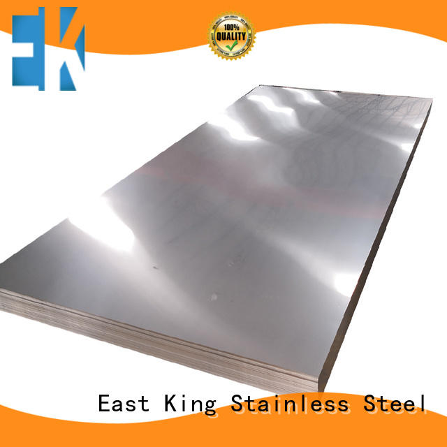 East King professional stainless steel plate factory for construction