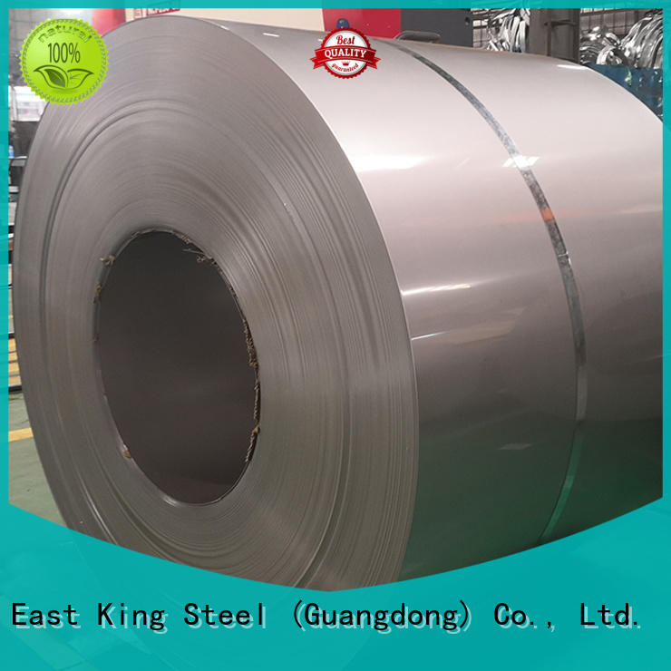East King practical stainless steel coil wholesale for windows