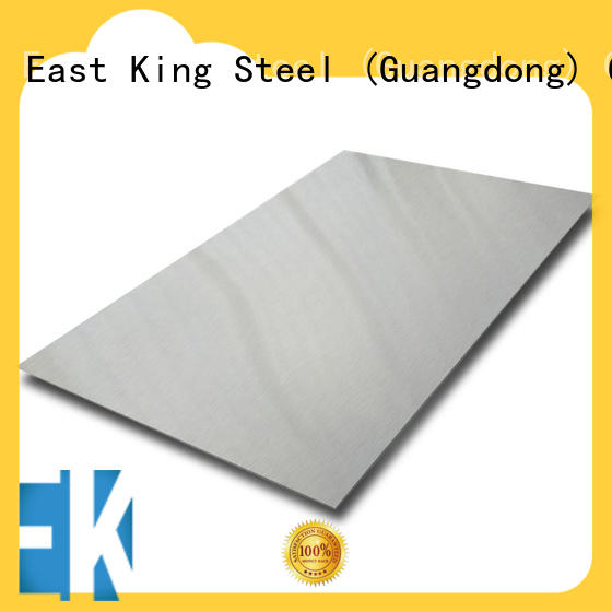 East King reliable stainless steel sheet wholesale for aerospace