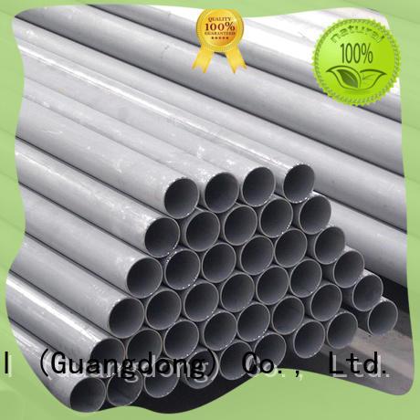 East King stainless steel tube series for bridge