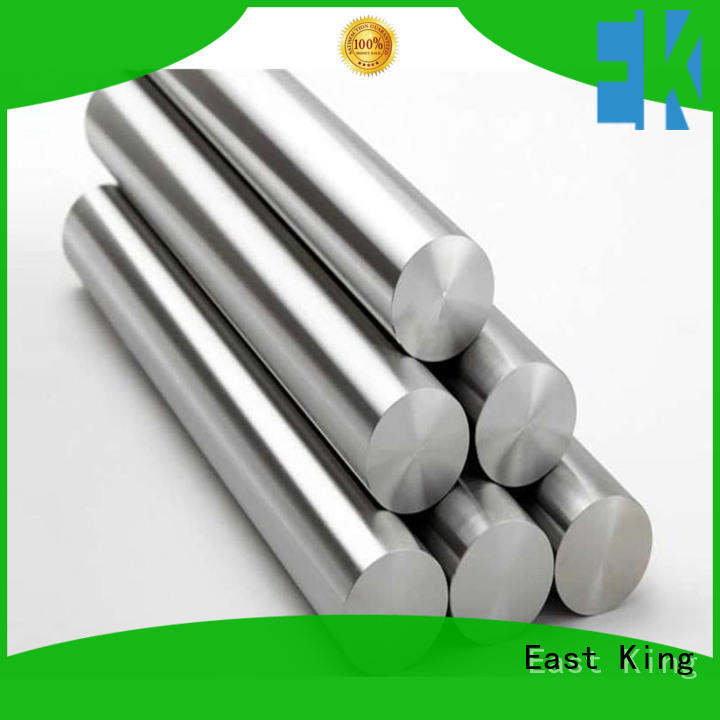 East King durable stainless steel bar manufacturer for construction