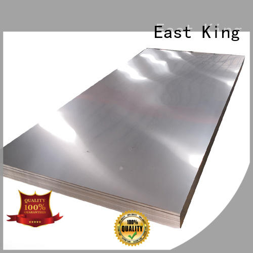 East King stainless steel plate manufacturer for tableware