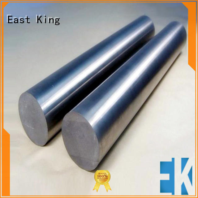 East King stainless steel rod factory for decoration