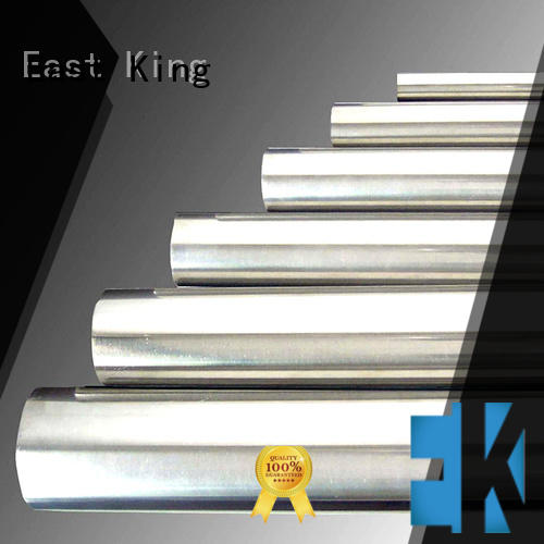East King practical stainless steel tube wholesale for mechanical hardware